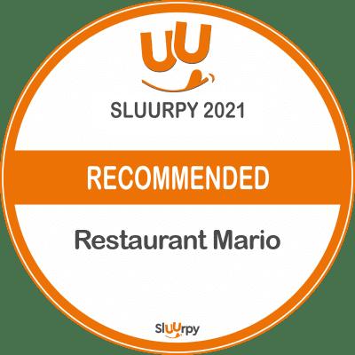 Restaurant Mario - Sluurpy